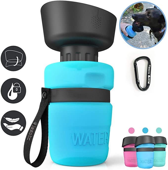 WATER BOTTLE FOR DOGS - Wharf 21 Outdoors
