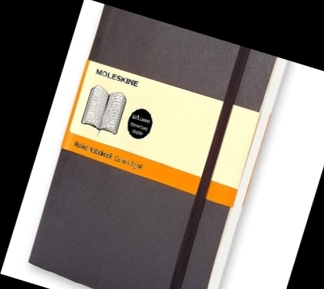 moleskine, glossary of useful things, notebook, definitions, products, methods, insights, tools, solutions