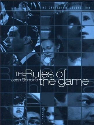 rules of the game, renoir, society on verge of change, chaos, complexity, romance, deception