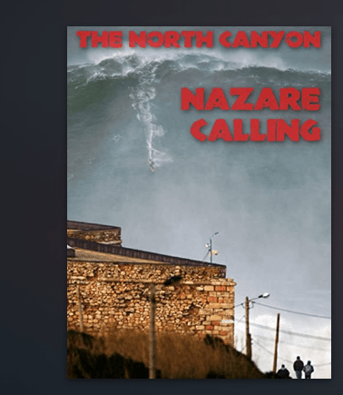 The magus of Nazaré - Wharf 21 Outdoors