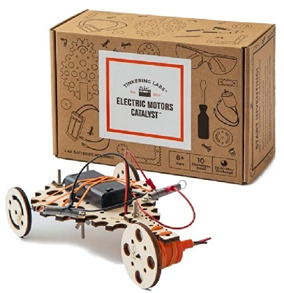 tinkering the future, electronic kits, information theory