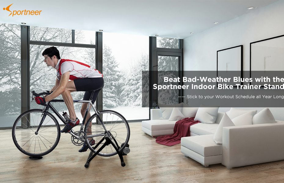 Beat the bad weather ride inside