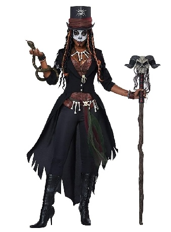 voodoo you do, magic costume, Caribbean culture, Africa, magic and mysticism, darkness in nature, roots of voodoo in tribal healing