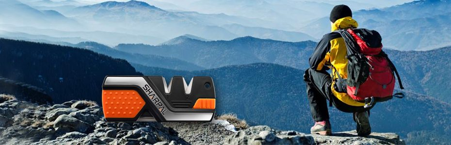 perfect sharpener for camping and hiking