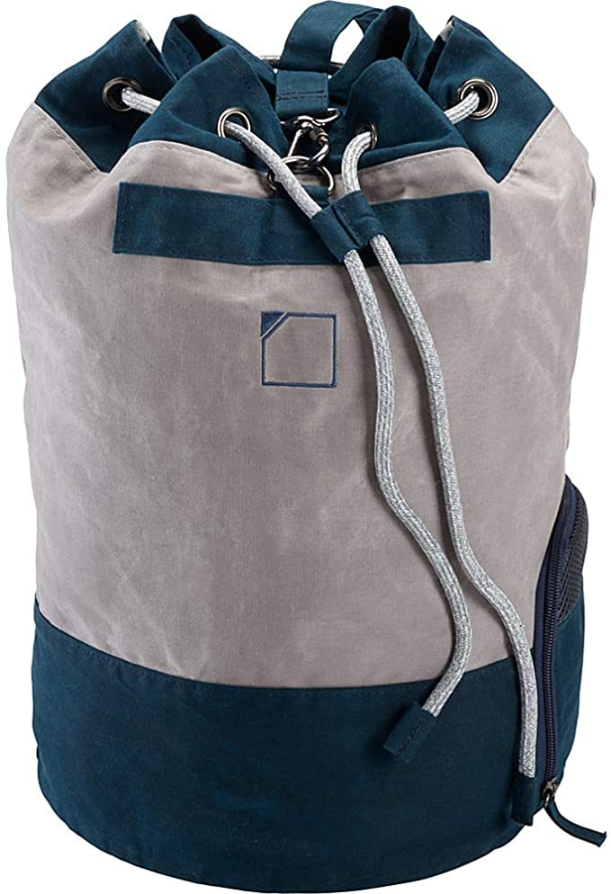 WAXED CANVAS SLING BAG - Wharf 21 Every Day Carry