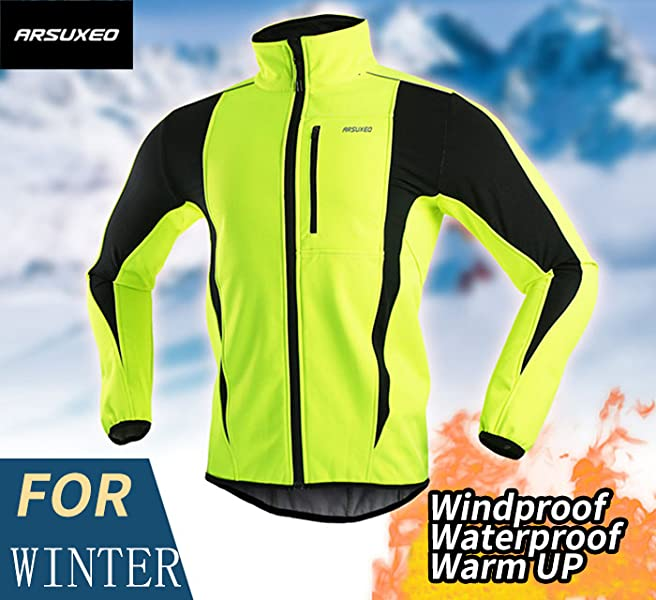 cold weather cycling jacket