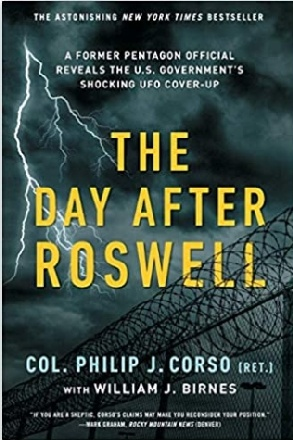 Roswell NM is an industry, UFOs, UAPs, 1947 crash investigation, new data, narrative of an information battle