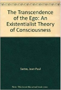 sartre, transcendence of the ego, unwittig witchcraft, phenomenology, consciousness, immanence, magic