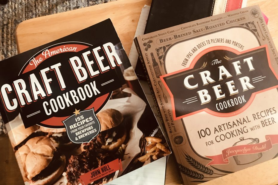 craft beer cooking
