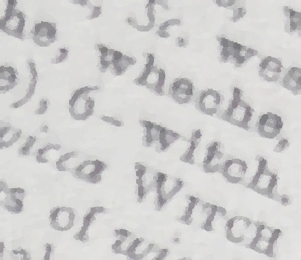 wheche, docetic UFOs, cognition, witchcraft, Halloween, heresy, cognitive